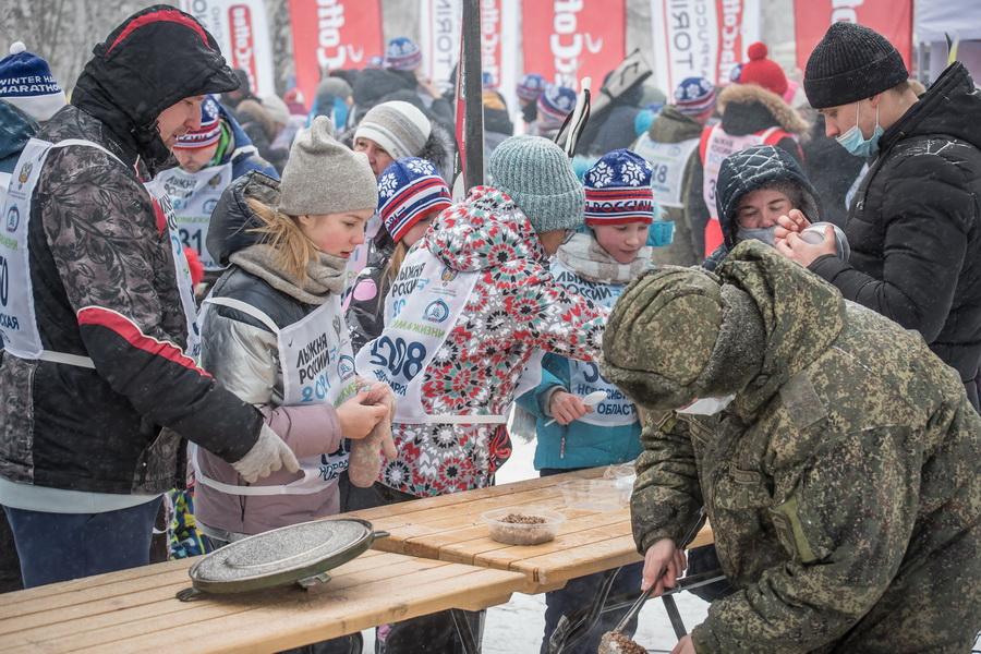 фото Влюблённые в лыжи: массовый заезд в Новосибирске 83