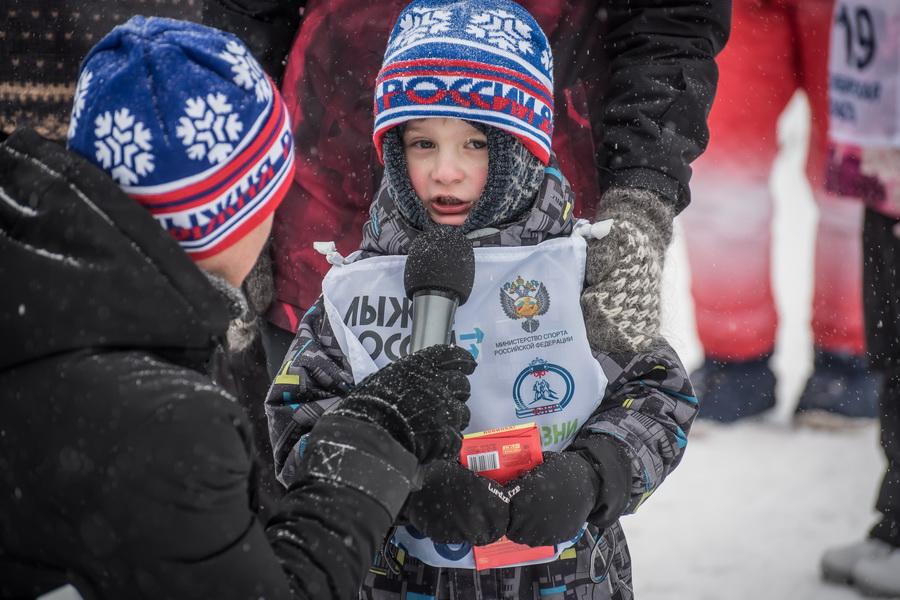 фото Влюблённые в лыжи: массовый заезд в Новосибирске 77