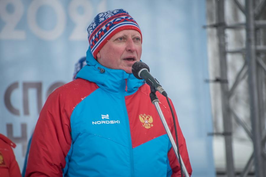 фото Влюблённые в лыжи: массовый заезд в Новосибирске 74