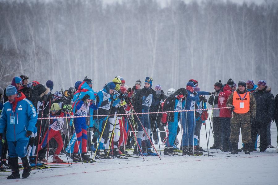 фото Влюблённые в лыжи: массовый заезд в Новосибирске 67