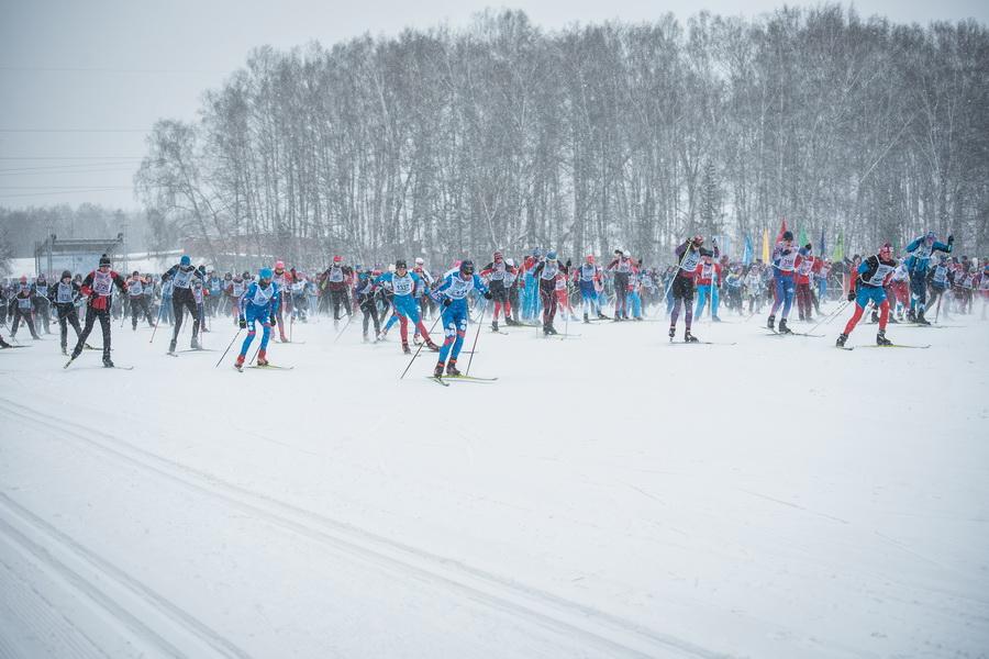 фото Влюблённые в лыжи: массовый заезд в Новосибирске 65