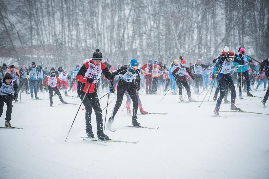 фото Влюблённые в лыжи: массовый заезд в Новосибирске 64