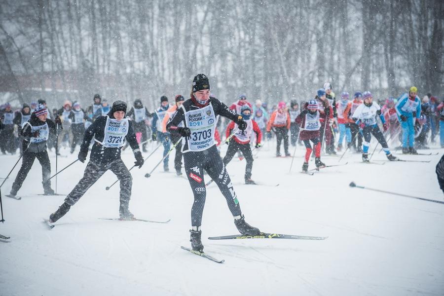 фото Влюблённые в лыжи: массовый заезд в Новосибирске 63