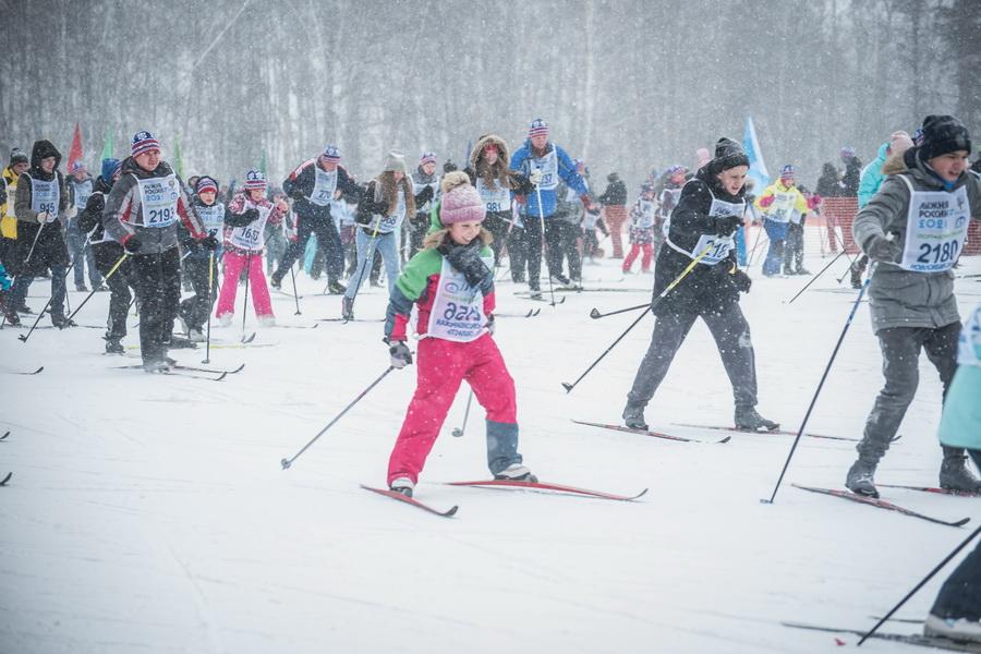 фото Влюблённые в лыжи: массовый заезд в Новосибирске 57