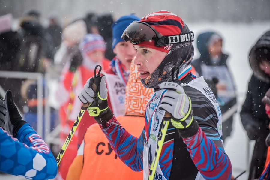 фото Влюблённые в лыжи: массовый заезд в Новосибирске 38
