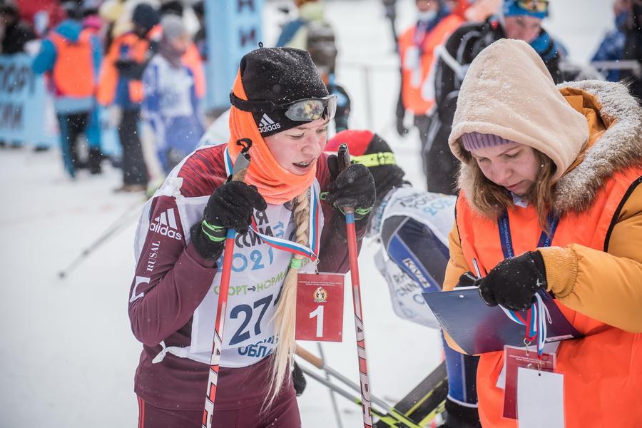фото Влюблённые в лыжи: массовый заезд в Новосибирске 36