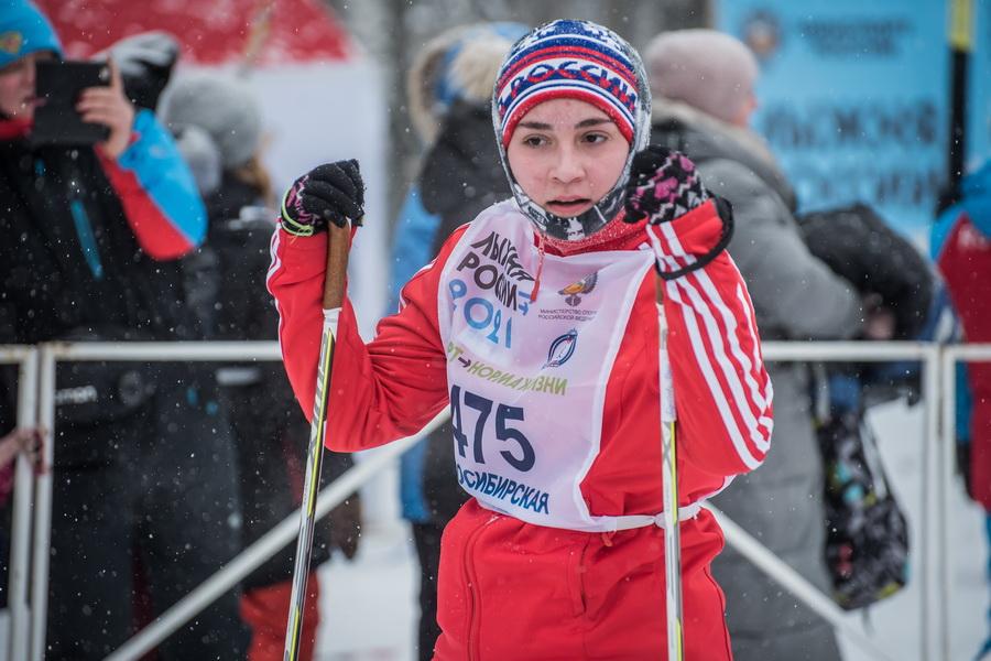 фото Влюблённые в лыжи: массовый заезд в Новосибирске 30