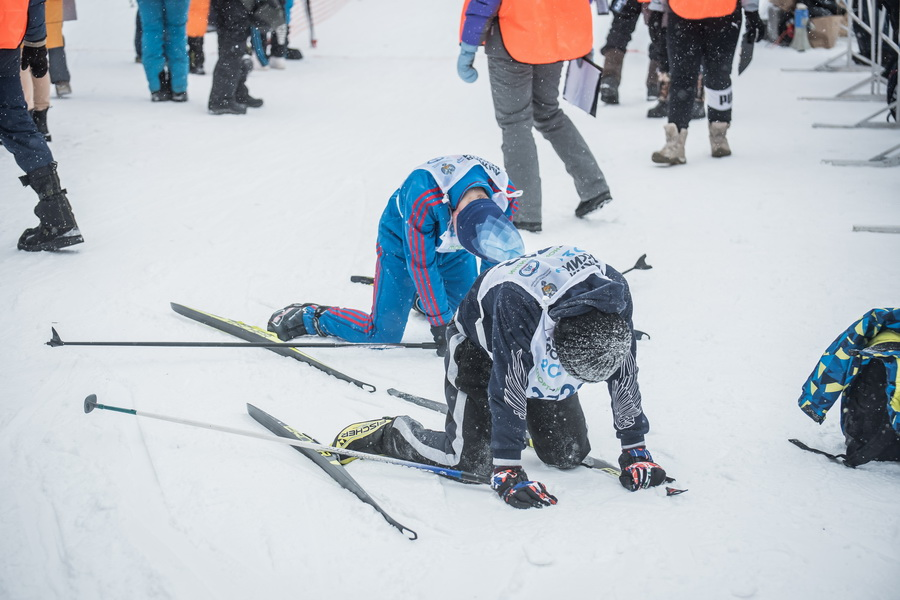 фото Влюблённые в лыжи: массовый заезд в Новосибирске 29