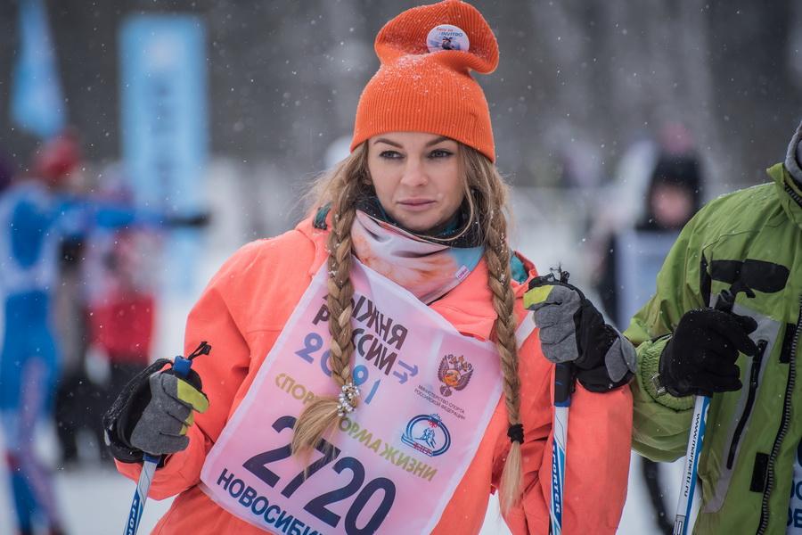 фото Влюблённые в лыжи: массовый заезд в Новосибирске 27
