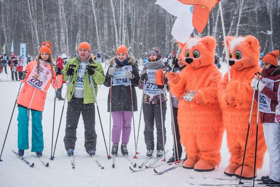 фото Влюблённые в лыжи: массовый заезд в Новосибирске 26