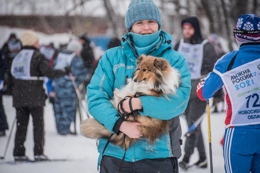 фото Влюблённые в лыжи: массовый заезд в Новосибирске 20