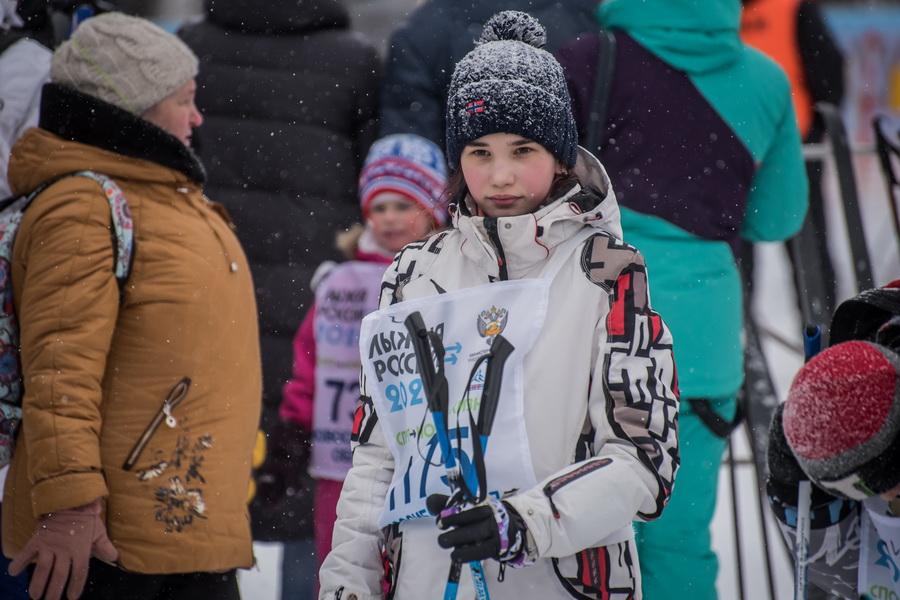 фото Влюблённые в лыжи: массовый заезд в Новосибирске 19