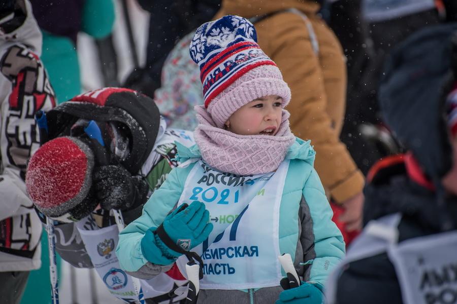 фото Влюблённые в лыжи: массовый заезд в Новосибирске 18