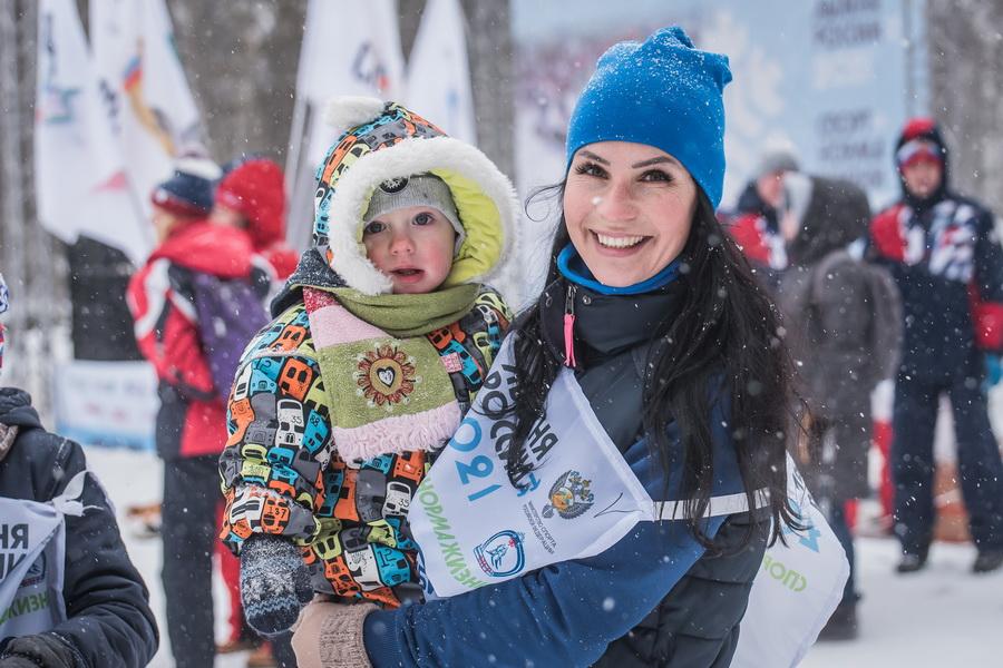 фото Влюблённые в лыжи: массовый заезд в Новосибирске 4