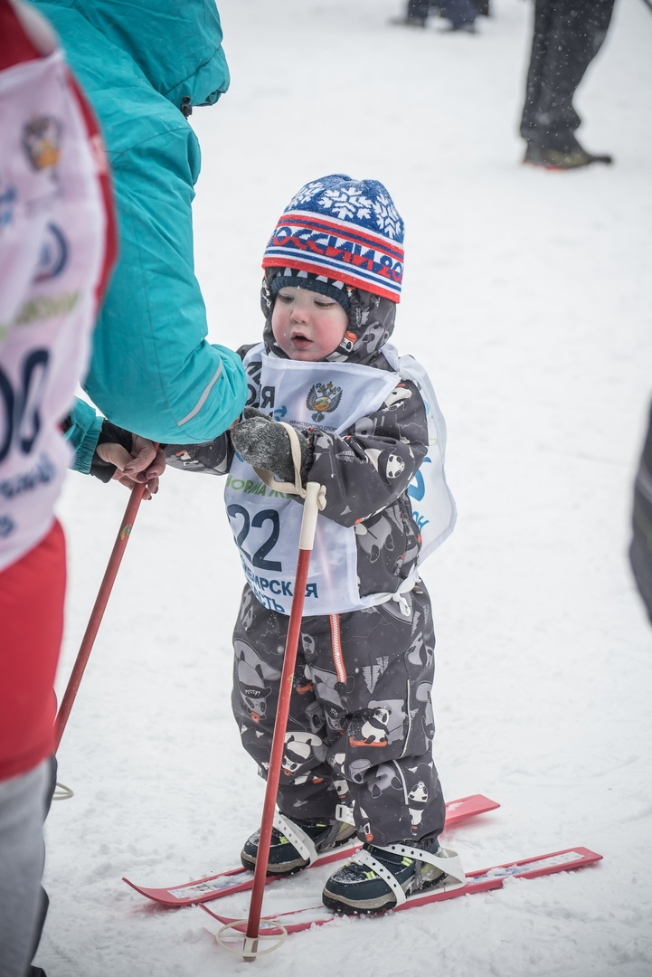 фото Влюблённые в лыжи: массовый заезд в Новосибирске 2