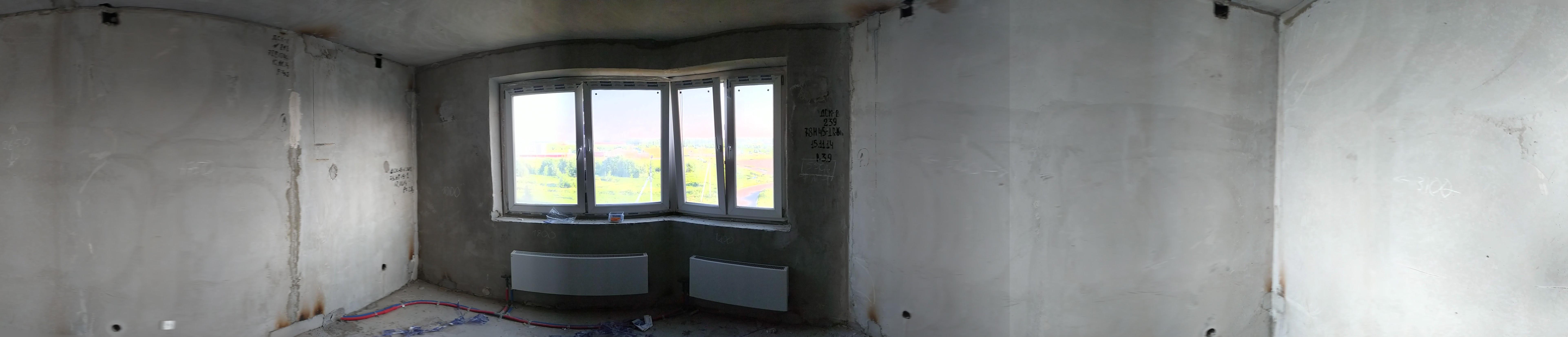 Фото №3 Шпаклевание стен