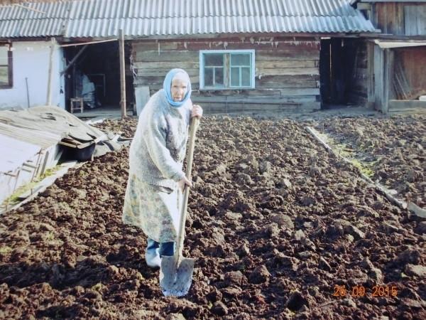 Клавдия Ивановна, фото перед смертью rg.ru