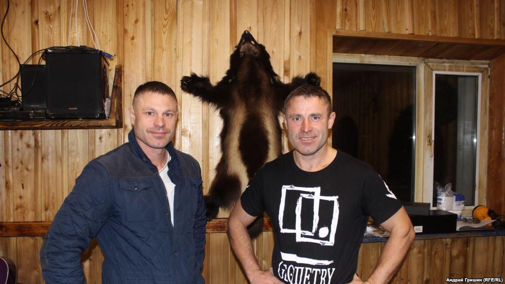 Владимир (слева) и Дмитрий (справа) Пушковы фото sibreal.org