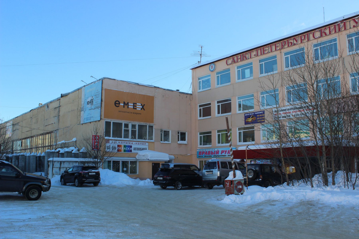 Офис EMEX по адресу Кольцевая, 9