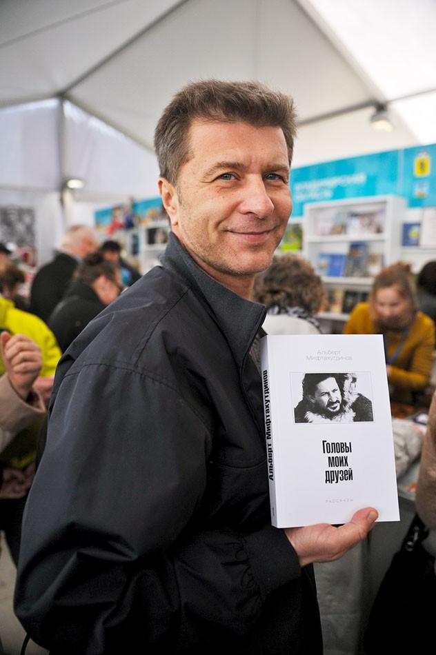 О. Мифтахутдинов, фото hunterpress.ru