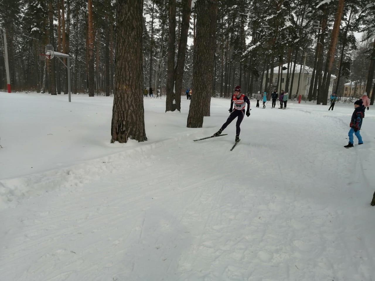 Выксунские лыжники завоевали два «золота»