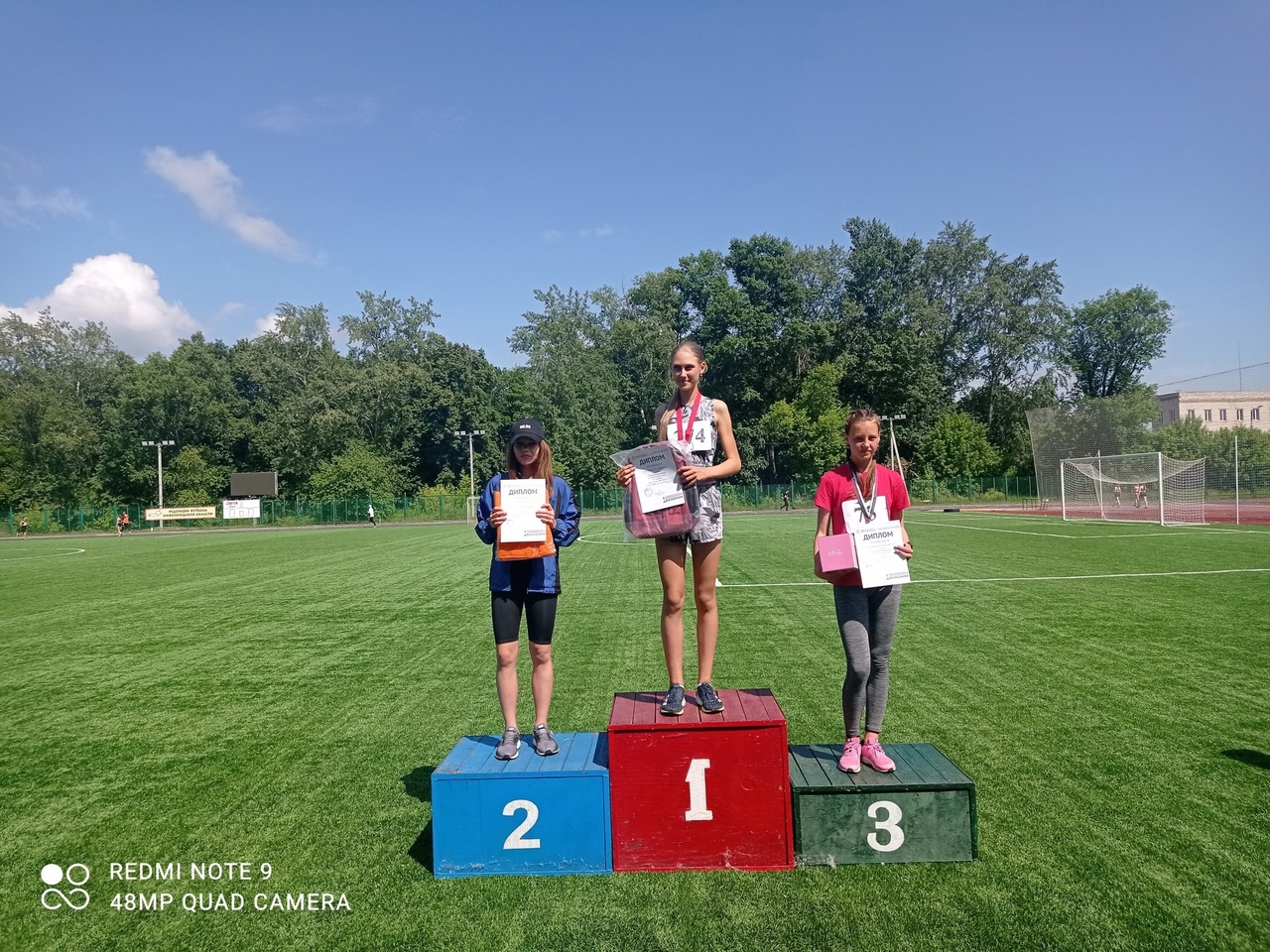 Легкоатлеты из Выксы успешно выступили на соревнованиях