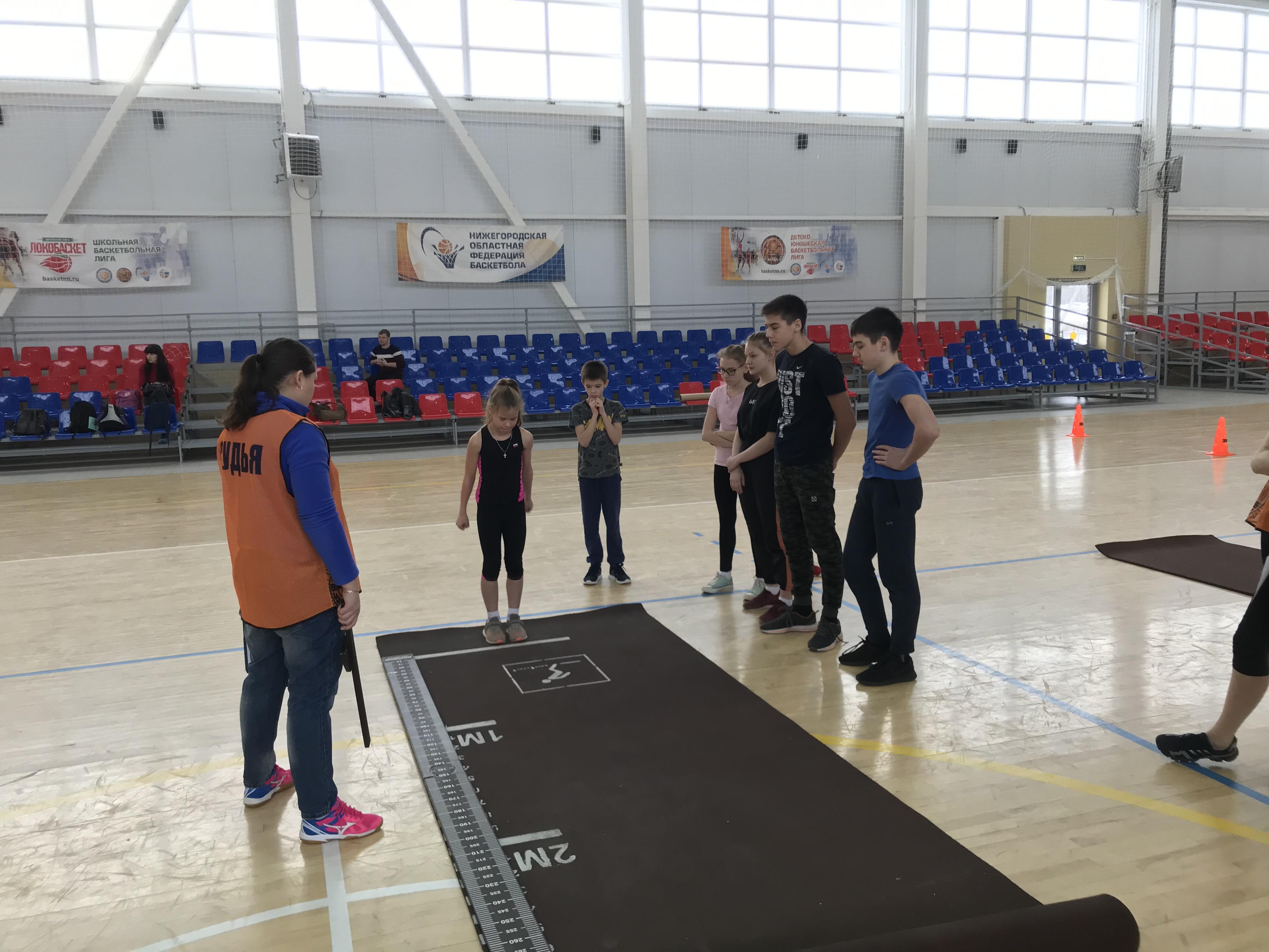 Среди воспитанников отделений спортивных школ Выксы прошел Фестиваль ВФСК ГТО