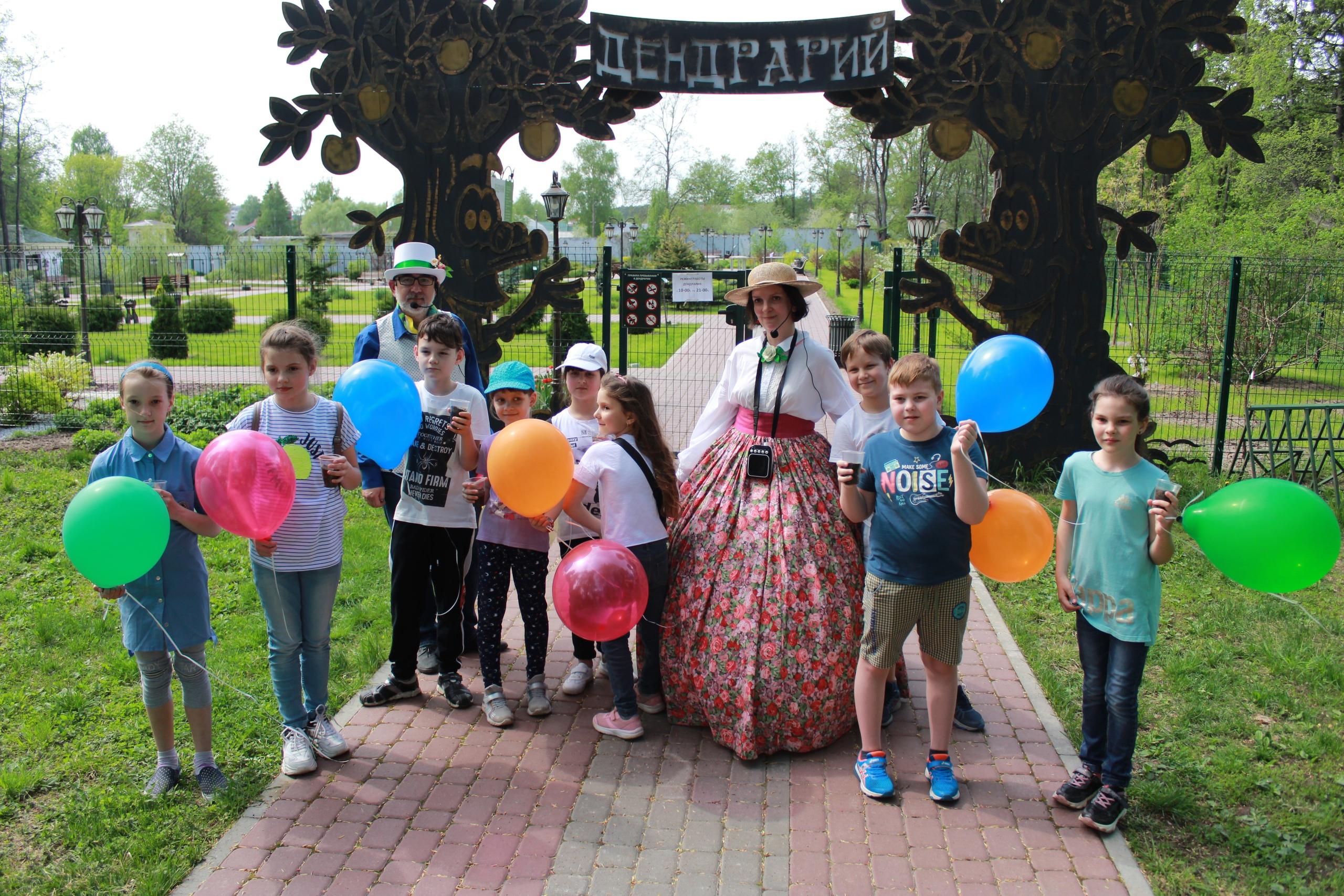 В Выксе отметили Международный день парков