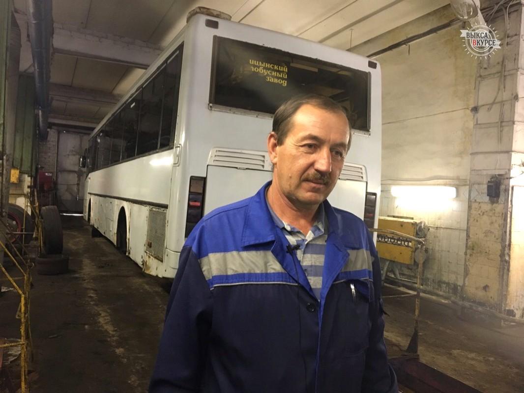 Цеха, обслуживающие автобусы: что таится внутри?