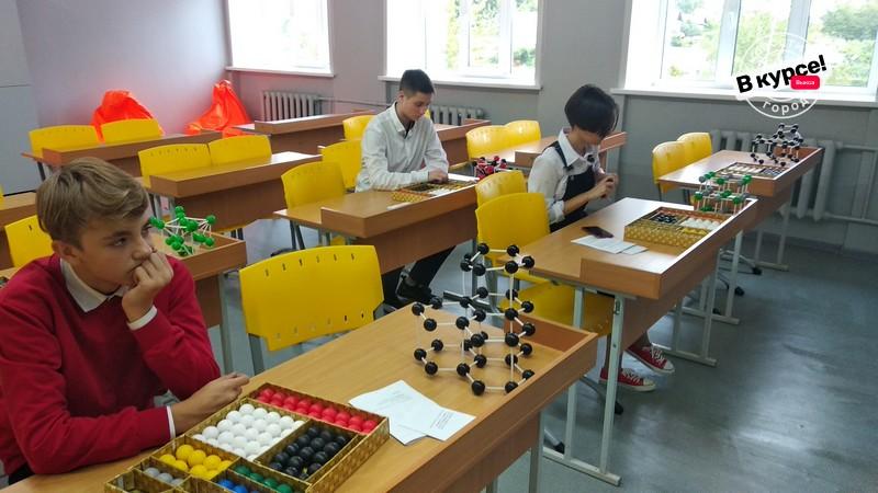 Новые «Точки роста» открылись в выксунских школах