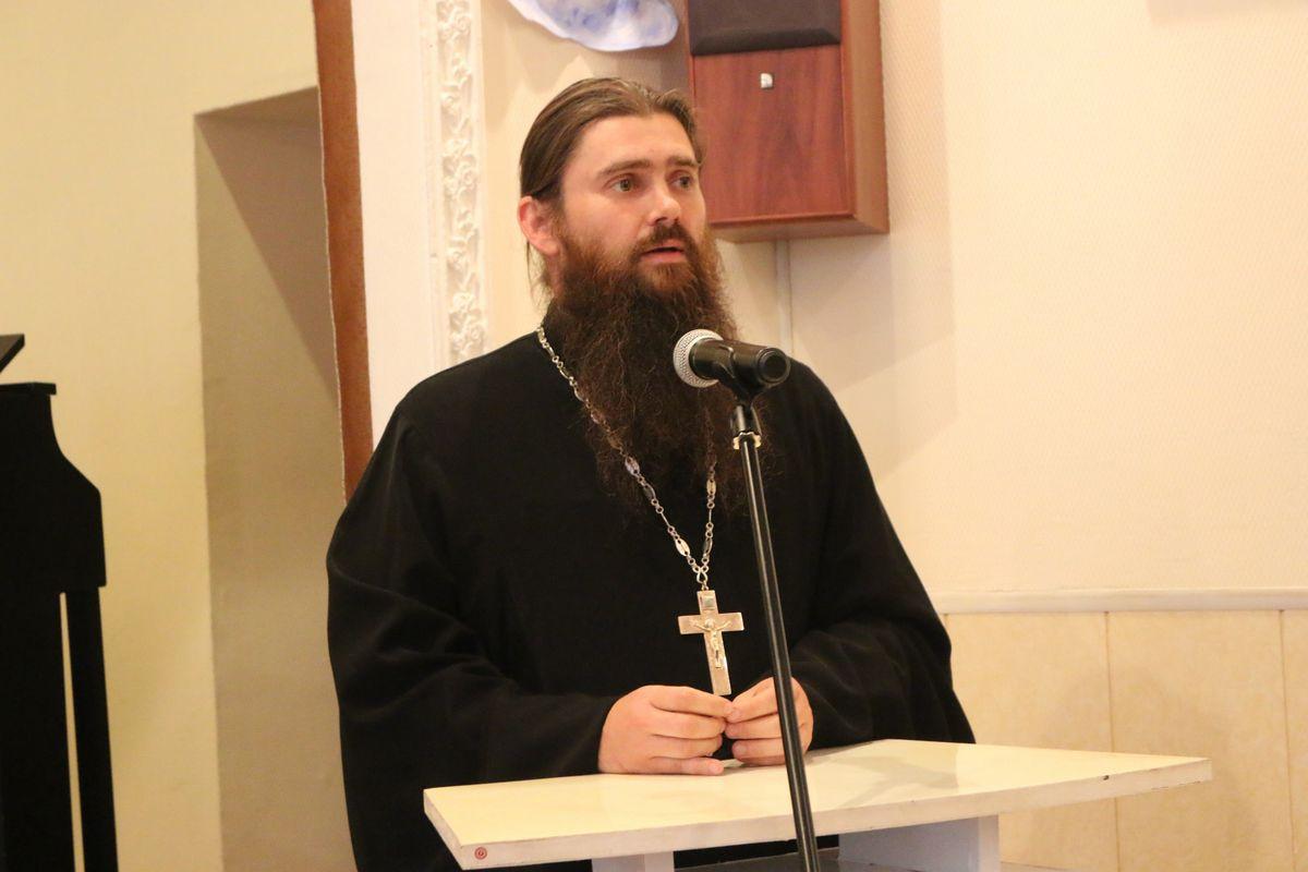 В Выксунском духовном училище начался новый учебный год