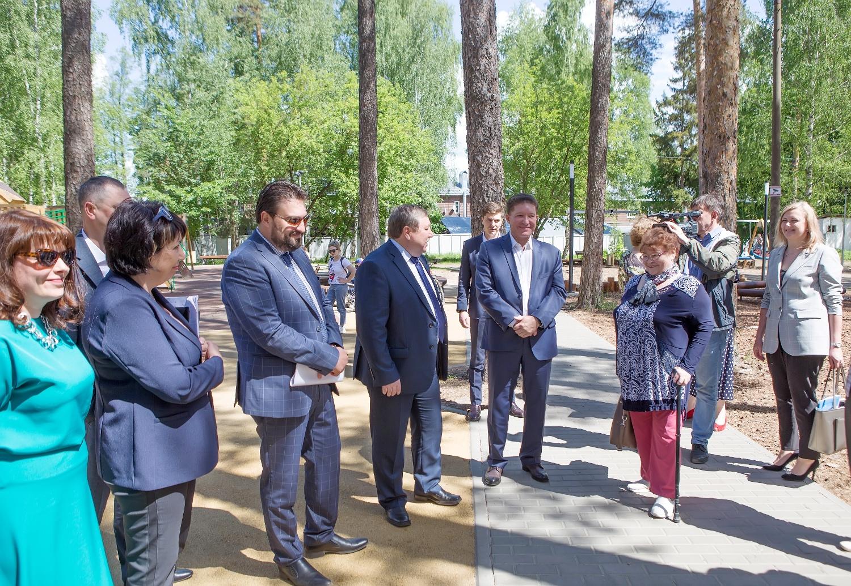 Александр Барыков побывал в Кулебаках