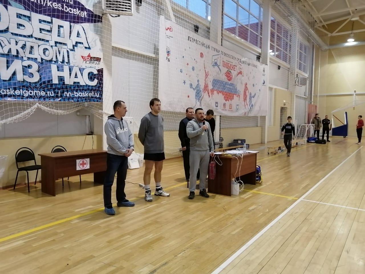 В ФОКе «Баташев Арена» прошел «Кубок энергетика 2019»