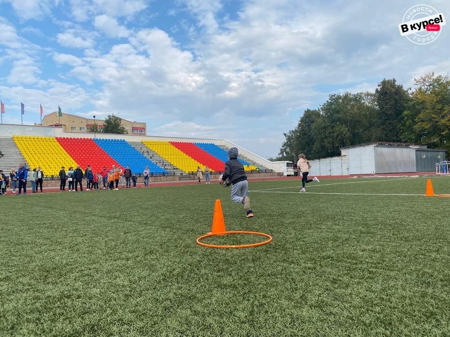 В Выксе прошел первый Фестиваль футбола