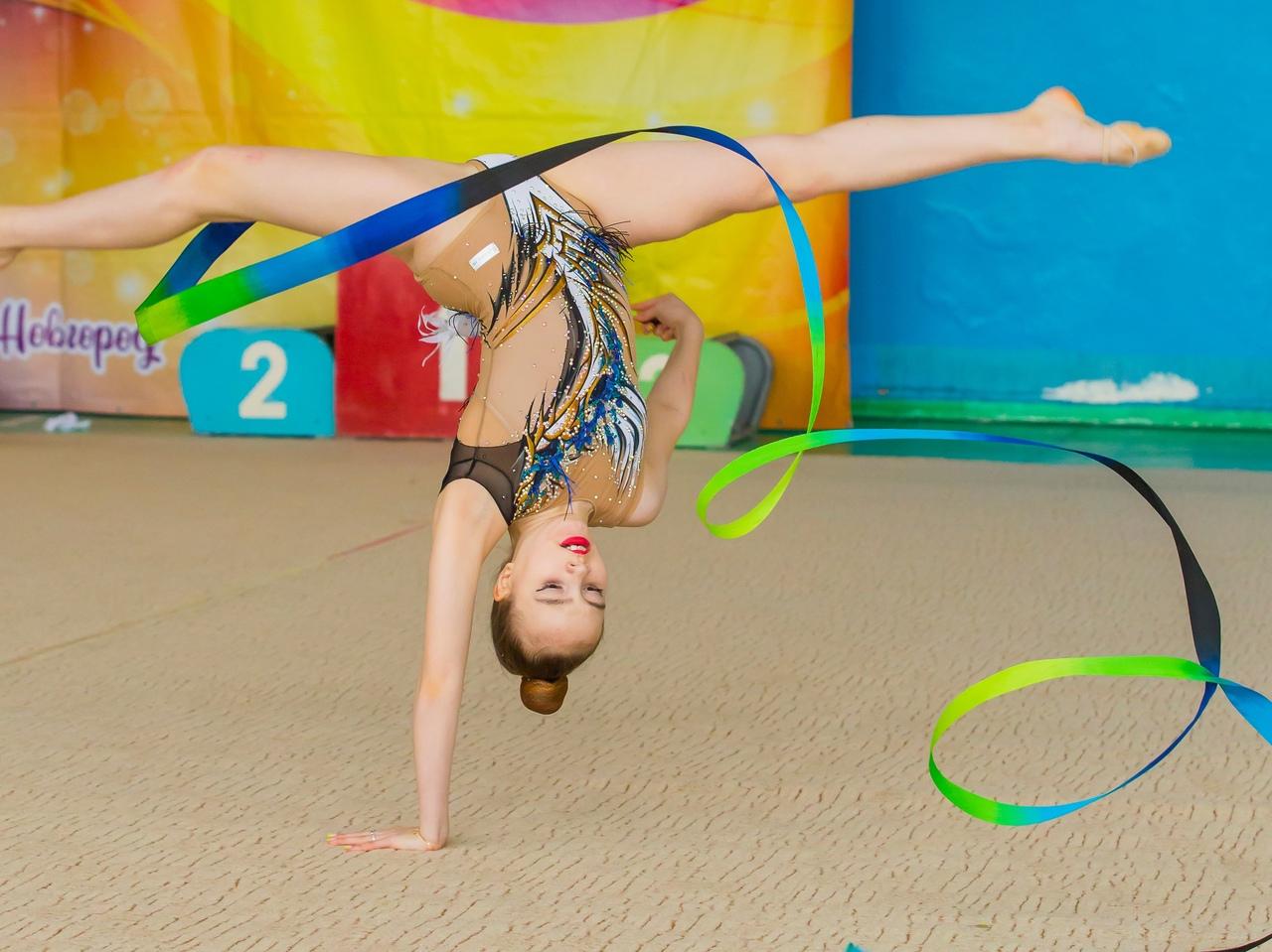 Восемь медалей завоевали гимнастки из Выксы
