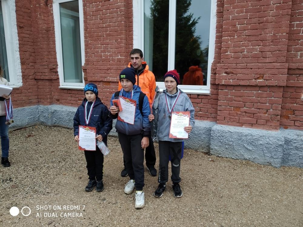 Шесть медалей завоевали велосипедисты