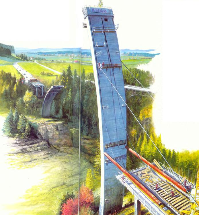Мост из фибробетона бирюч бетон купить
