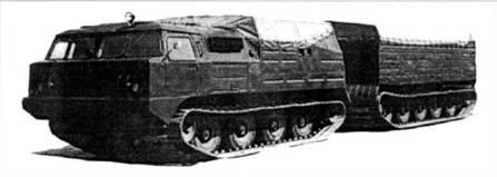 Сочлененный гусеничный транспортер гидроусилитель фольксваген т4 транспортер
