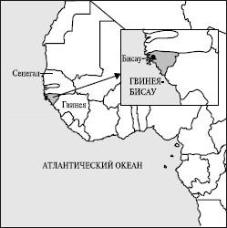 Гвинея бисау форма правления и территориального устройства