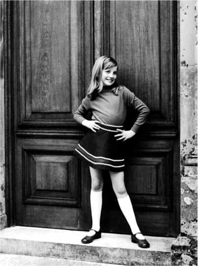 Великолепное тело юной Diana I