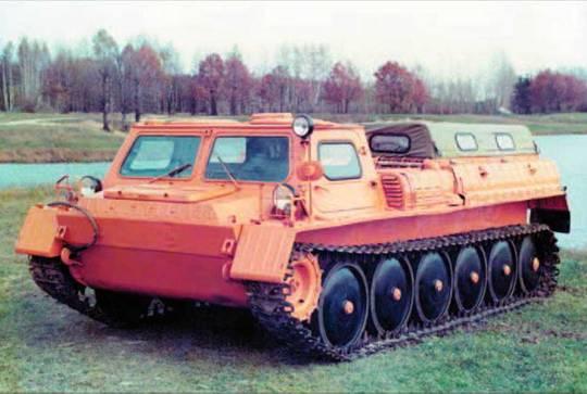 Каталог гусеничных транспортеров тягачей купить транспортер т5 2010