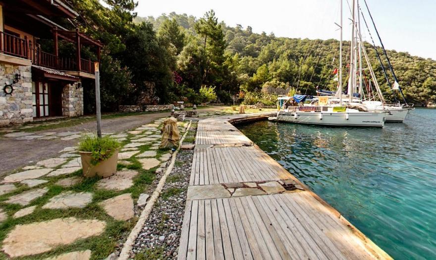 LEVEL UP: Новогоднее путешествие на парусной яхте в Турции