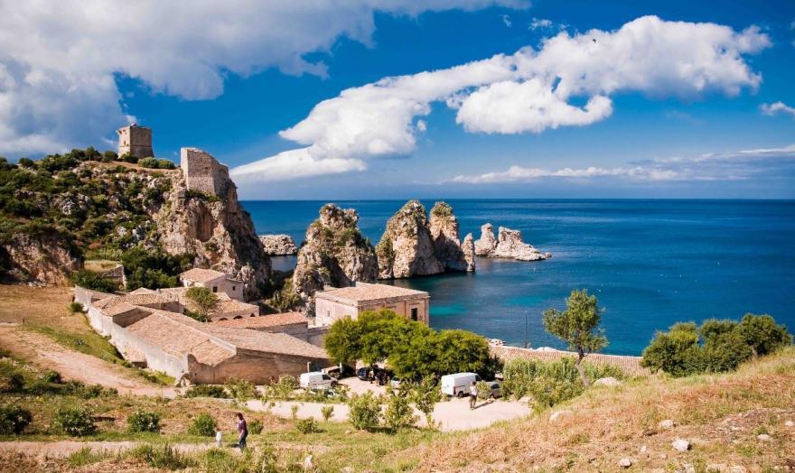 Путешествие на парусной яхте - Липарские острова