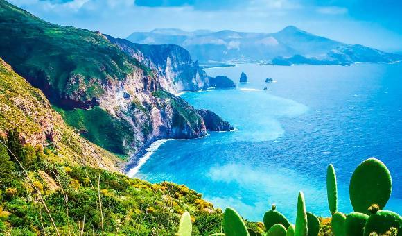 Парусное путешествие по Липарским островам