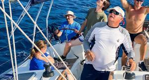 Как проходит морская практика IYT Bareboat Skipper