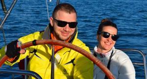 Из зимы в лето под парусом. Обучение яхтингу в зимнее время
