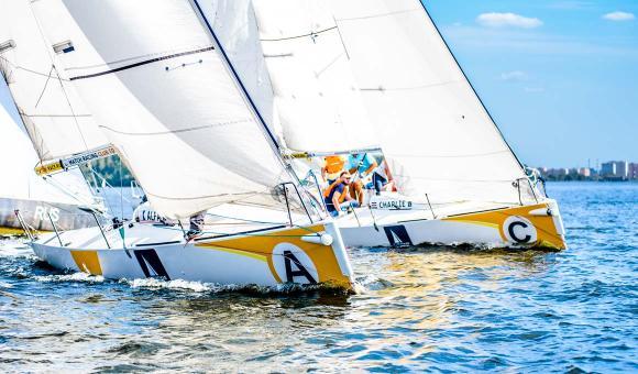 Пройти курс Яхтенный Рулевой Дневного Плавания