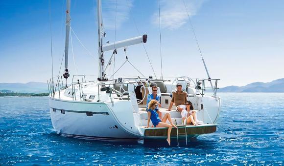 Аренда парусных яхт в Греции, Лефкас