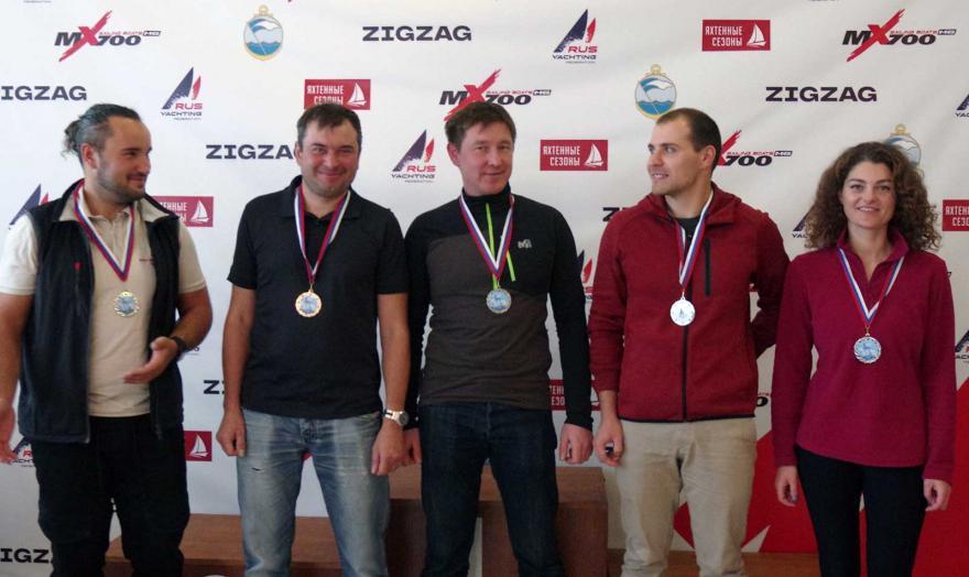 Регата «OPEN RACE» в Севастополе