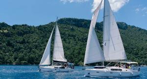Интенсивный курс Bareboat Skipper IYT за 14 дней